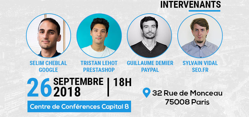 intervenants conference seo gratuite