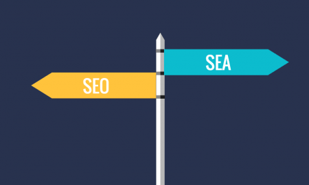 SEO SEA Synergies Webmarketing