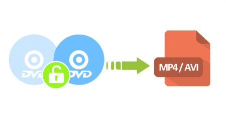 Comment convertir un DVD en mp4 (ou avi) en 5 minutes ?