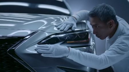 Première mondiale : le scénario de la dernière publicité Lexus entièrement généré par une IA !