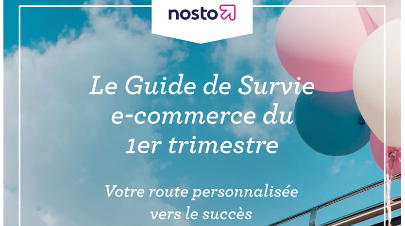 nosto guide e-commerce