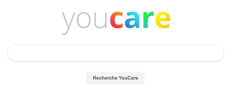 youcare moteur de recherche