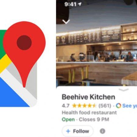 Google Maps permettra bientôt de suivre des commerces et entreprises