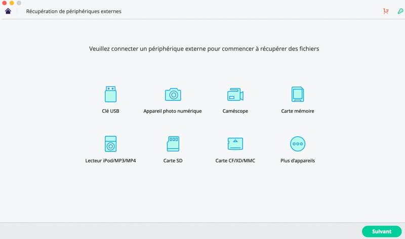 logiciel récupération iskysoft