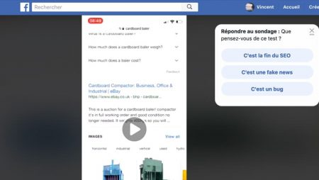 Comment ajouter un sondage à une vidéo de page Facebook ?