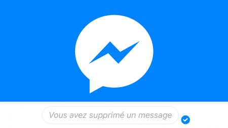 Comment supprimer un message sur Messenger (Facebook) ?