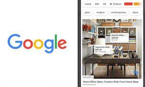 publicités Google Images