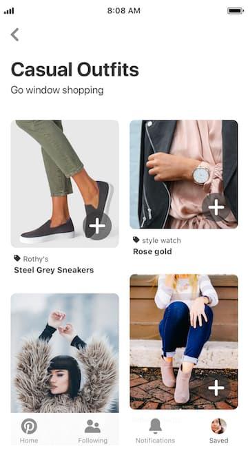 Nouveauté recommendations Shopping Personnalisées sur Pinterest