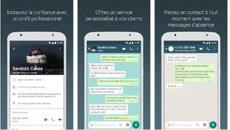 WhatsApp Business arrive sur iOS (iPhone)