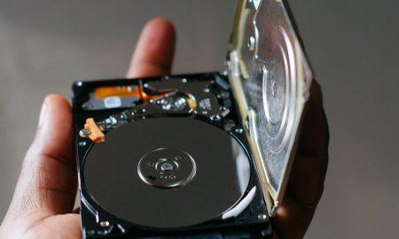 récupération fichiers disque dur formaté