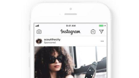 Instagram : sponsoriser des publications d'influenceurs est désormais possible !