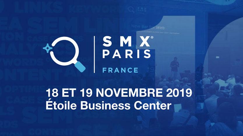 SMX Paris 2019