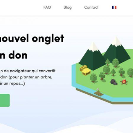 Bourgad : l'extension de navigateur pour réaliser des dons gratuitement