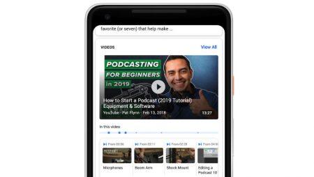 Comment ajouter un sommaire sous une vidéo YouTube dans Google ?