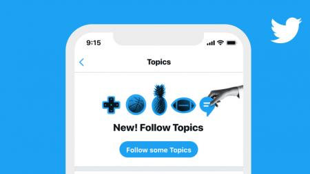 Twitter Topics : comment suivre des thèmes et sujets sur Twitter ?