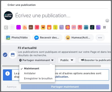 programmer publication page facebook impossible