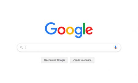 supprimer url google