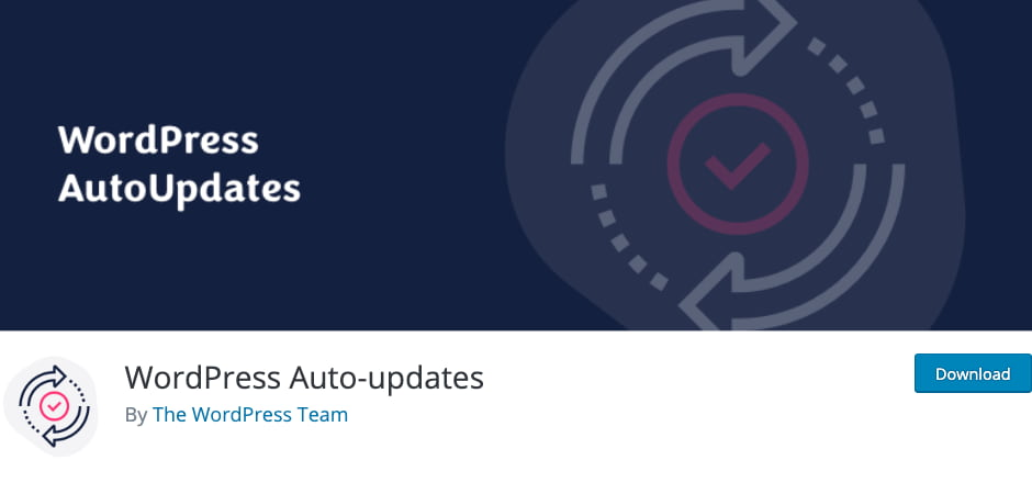 wordpress auto updates