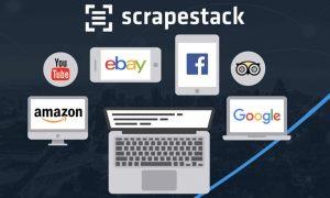 scrapestack api scraper web