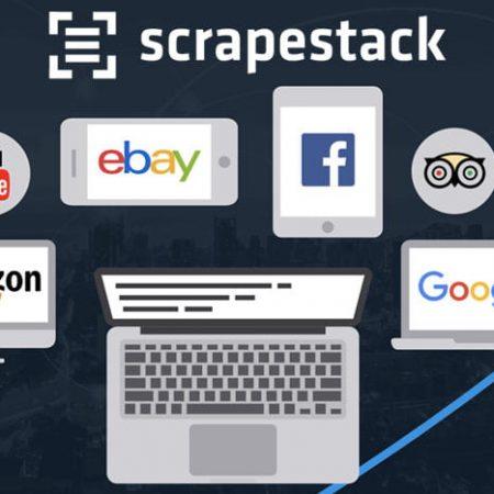 Scrapestack: une API professionnelle pour scraper n'importe quelles pages web
