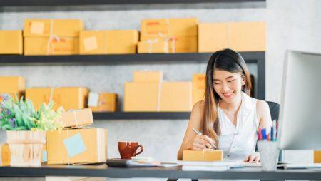 E-commerçant en micro-entrepreneur