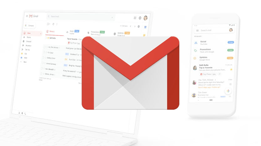 gmail email tronqué