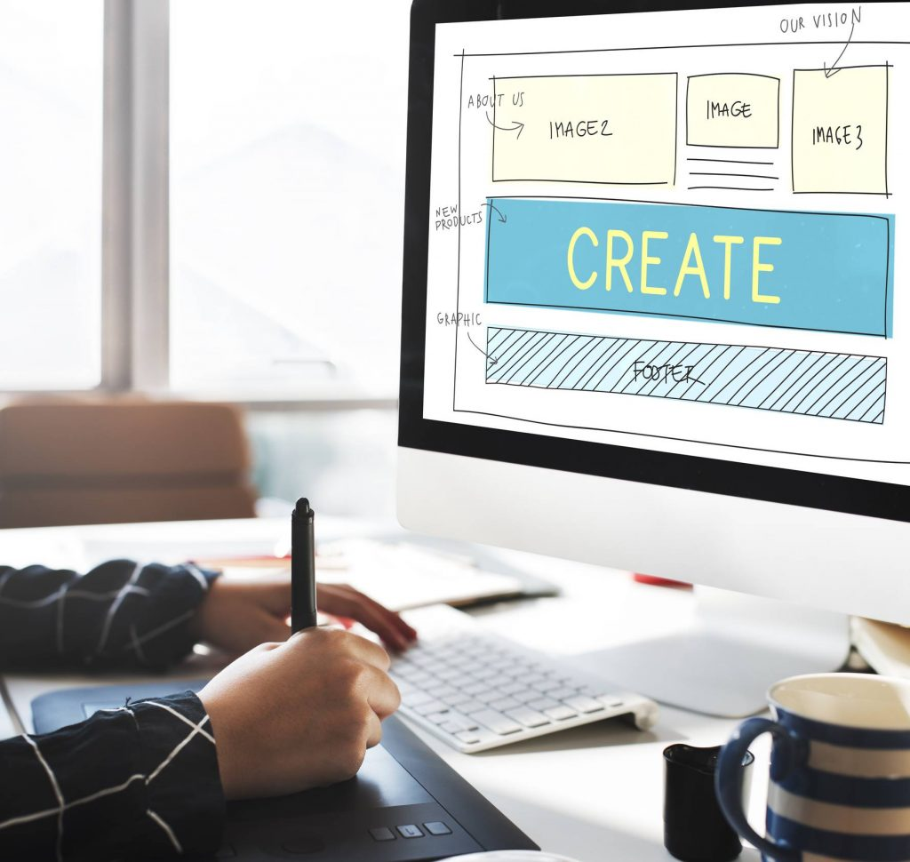 agence créer site web