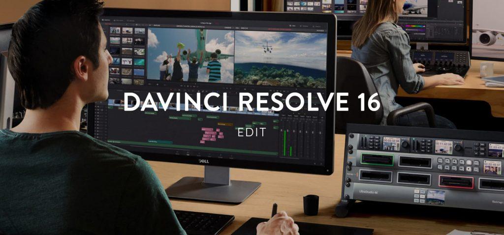 davinci resolve montage video gratuit