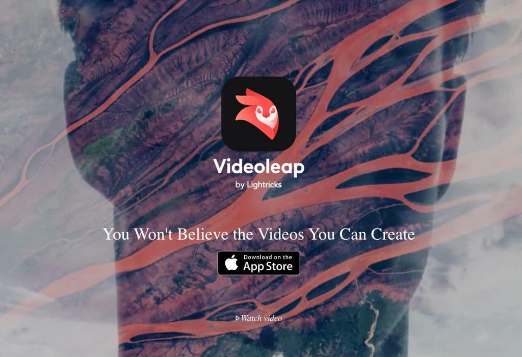 videoleap montage video gratuit