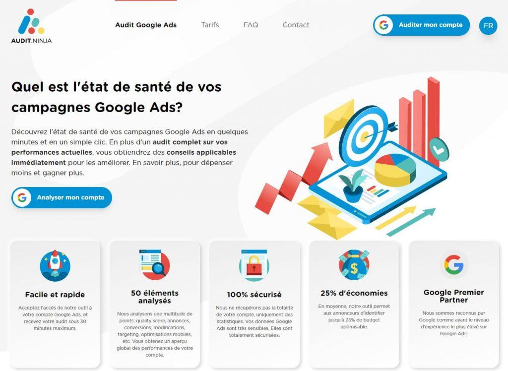 Audit.Ninja Google Ads