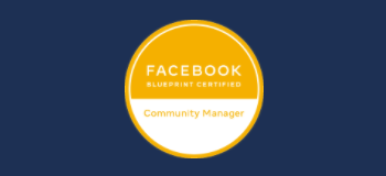 certification facebook blueprint community manager