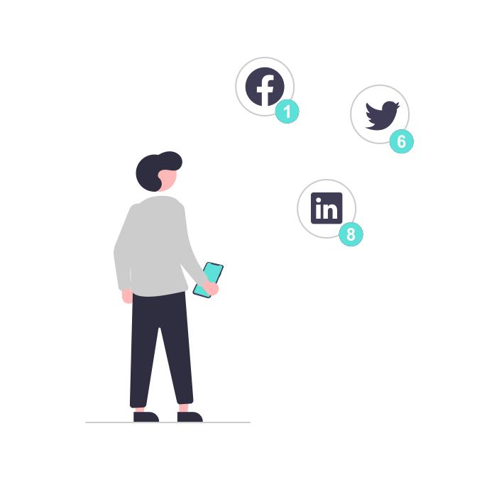 reseaux sociaux impacts entreprises