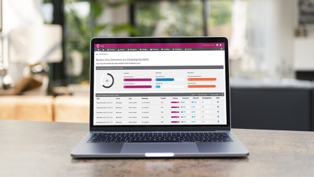 Campaign by Dolist : une plateforme tout-en-un d'E-mail, SMS & Marketing Automation