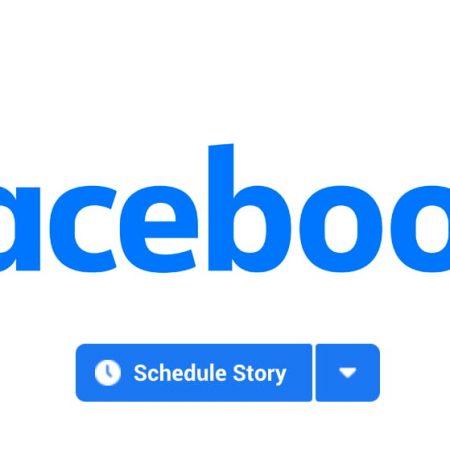 Comment programmer des stories Facebook ?