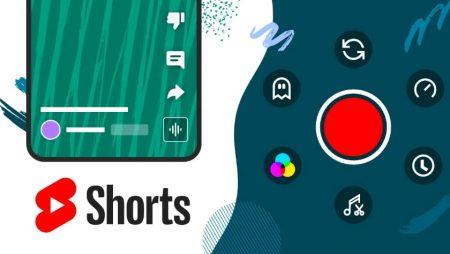 Fonds YouTube Shorts : 100 millions de dollars pour rémunérer les créateurs de contenus