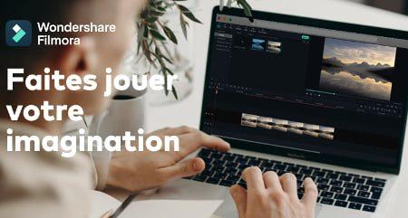 Wonrdershare Filmora, un logiciel de montage vidéo simple et complet